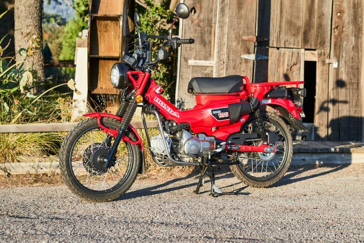 2021 Honda CT125 Trail Review