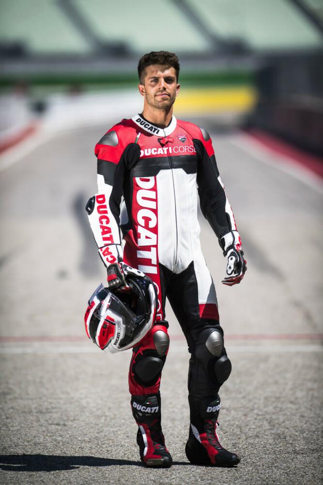 Ducati Corse DC Race Suit