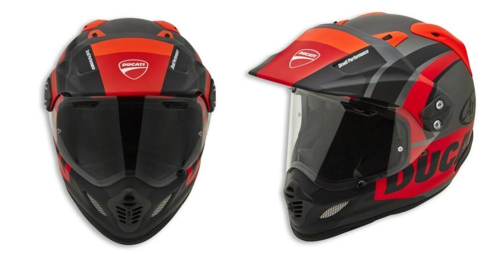 Ducati Tour V4 Helmet