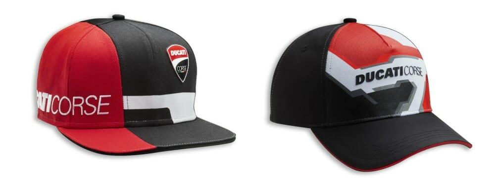 Ducati Caps