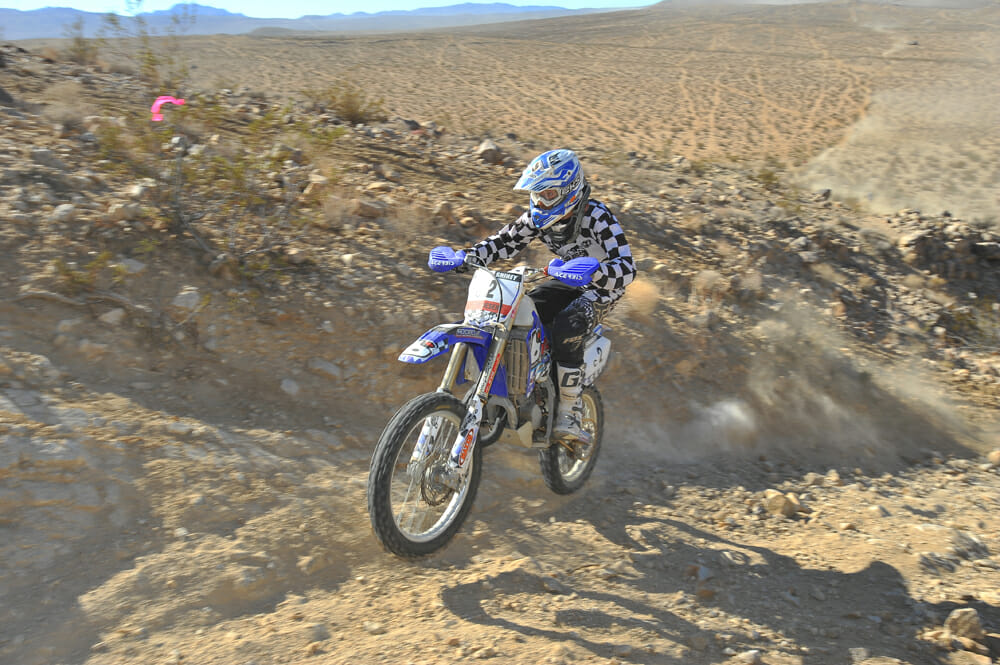 Dalton Shirey on YZ125 in 2014