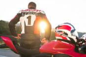 Ducati Corse C5 Leather jacket