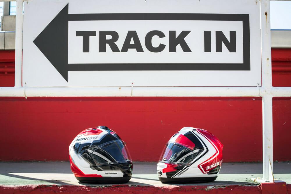 Ducati 2021 helmets