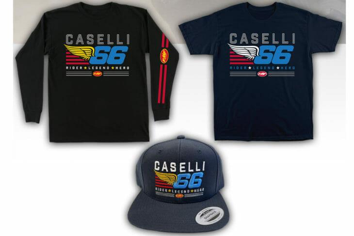 FMF Racing's Kurt Caselli KC66 Collection