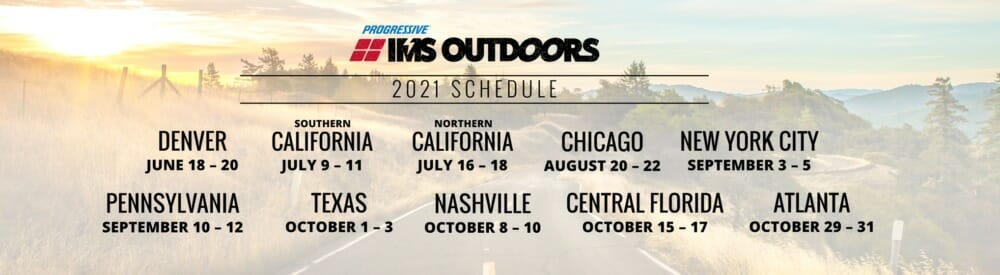 IMS Outdoors Adds a 10th Stop in Texas