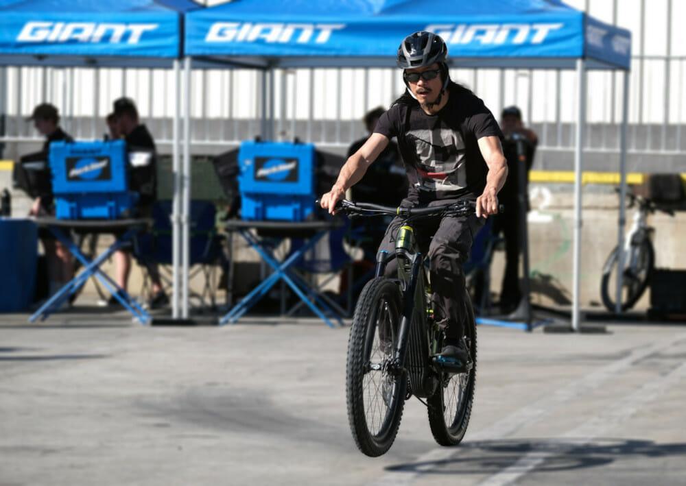 2021 IMS Outdoors e-bike