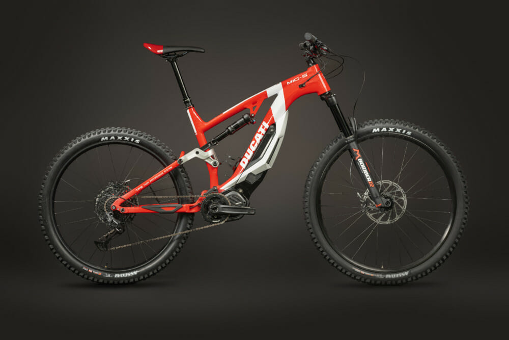 Ducati MIG-S Mountain Bike