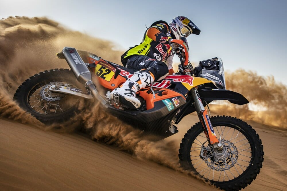 Matthias Walkner - Red Bull KTM Factory Racing