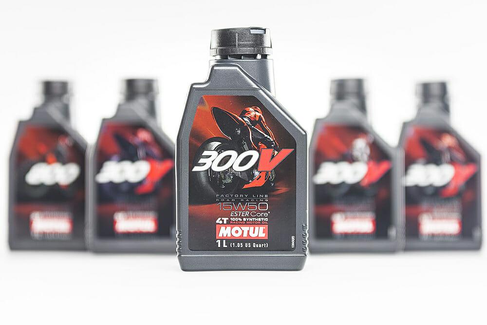 Motul 300V Motorsport Racing Oils
