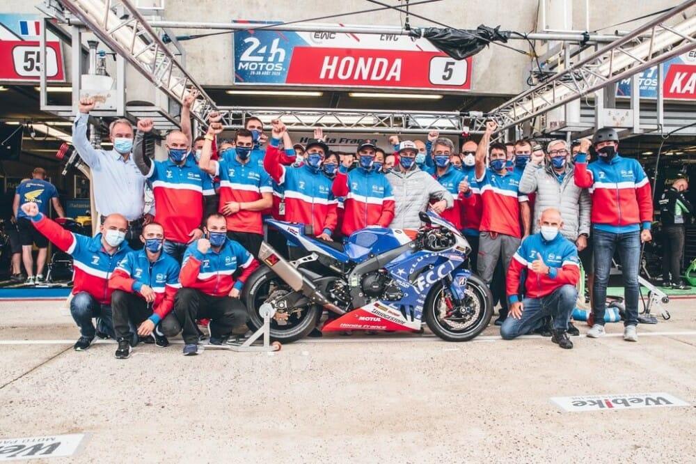 Motul and Honda Factory