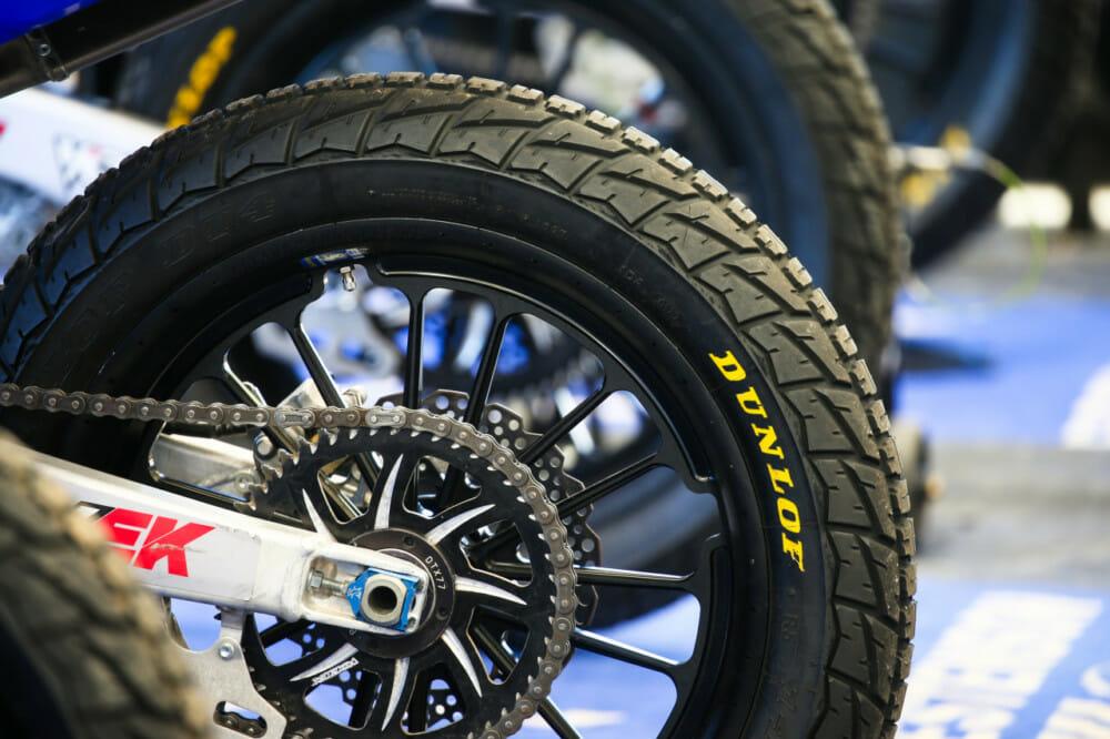 Progressive AFT Sneak Peek: Dunlop Tire Test Day 1