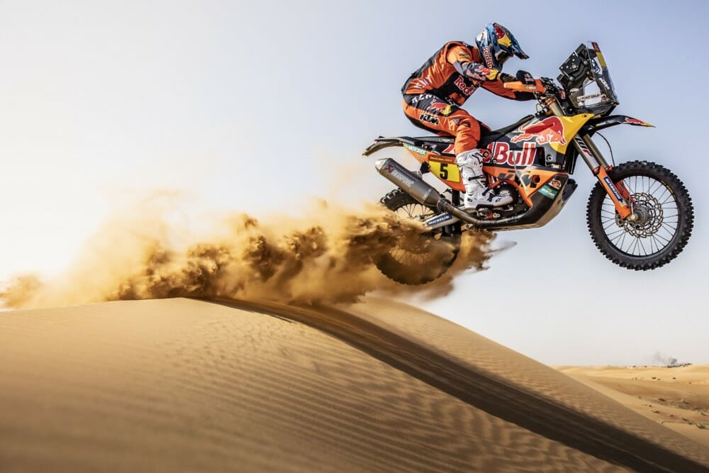 Sam Sunderland - Red Bull KTM Factory Racing