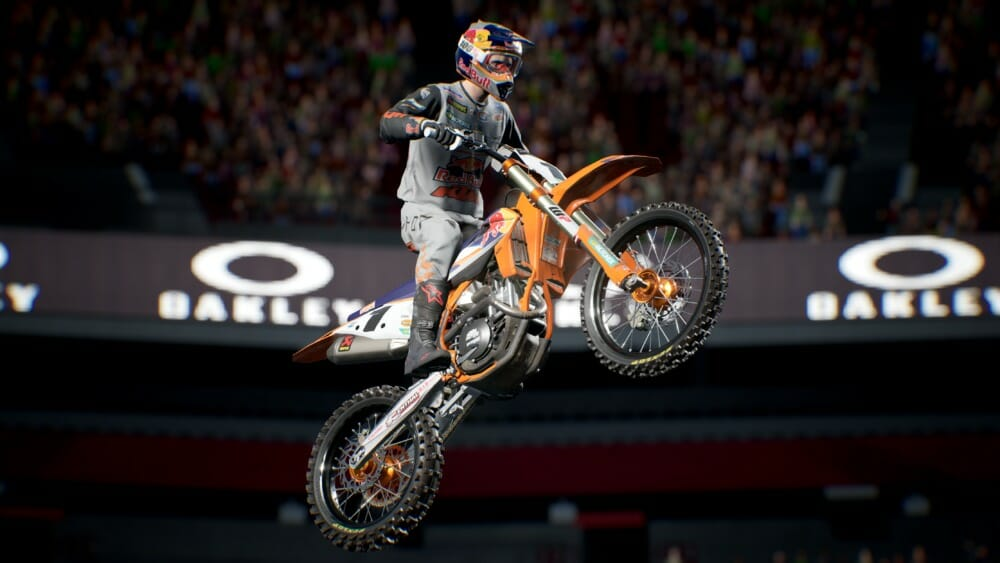 Monster Energy Supercross–The Official Videogame 4 screenshot