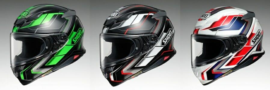 Shoei RF-1400 Prologue Helmet
