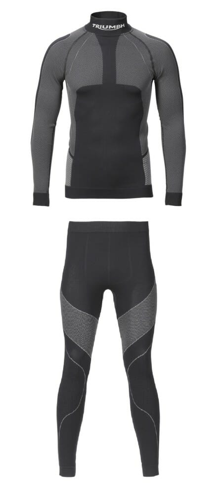 Triumph Motorcycles base layers