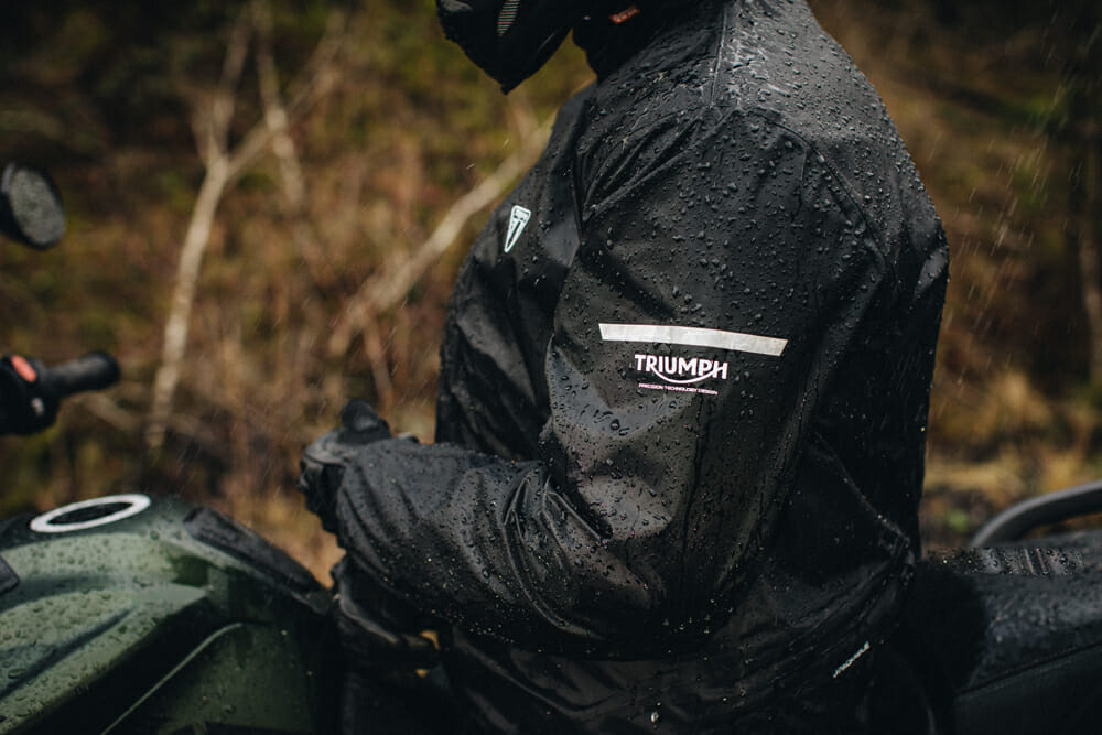 Triumph Motorcycles Packable Riding Gear