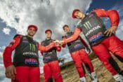 Monster Energy Honda 2021 Dakar Team