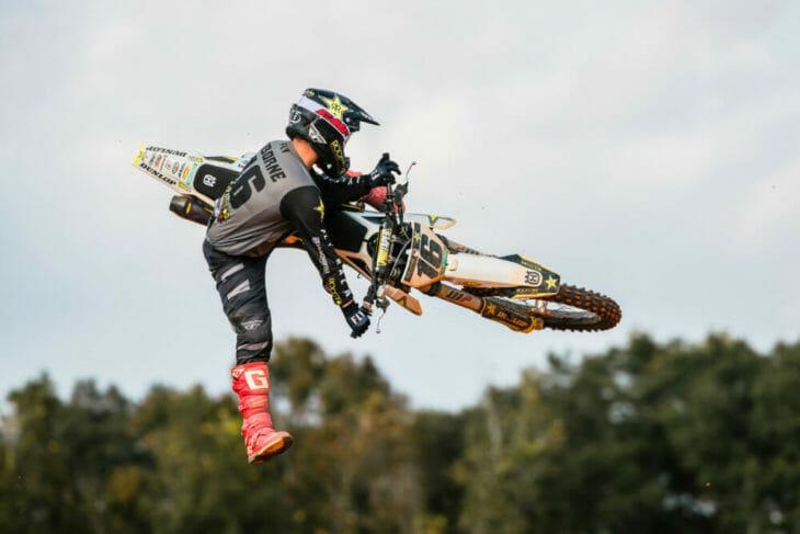 2020 450 MX Champion Zach Osborne