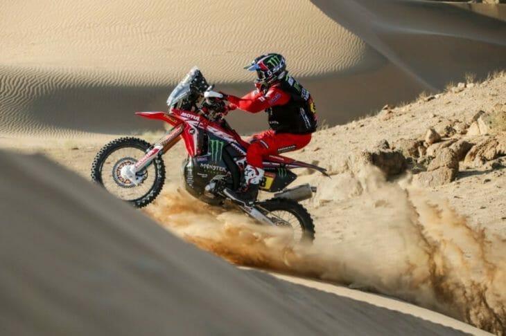 2021 Dakar Rally Barreda wins stage two