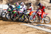 2021 250cc Four-Stroke MX Shootout
