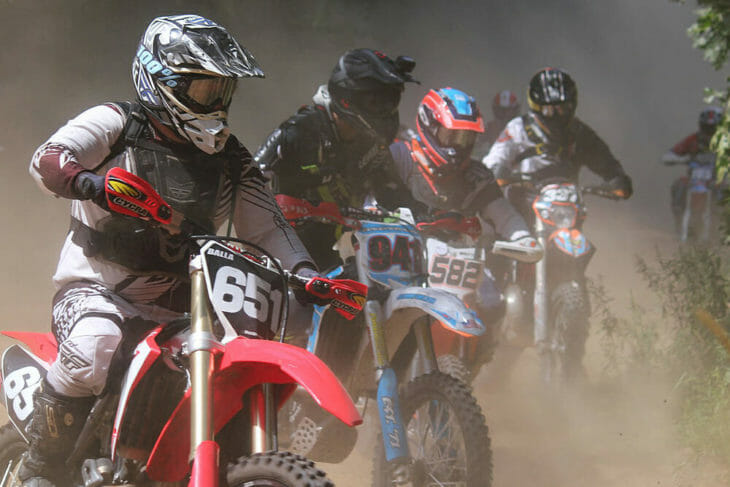 2021 AMA East and West Hare Scrambles Schedules