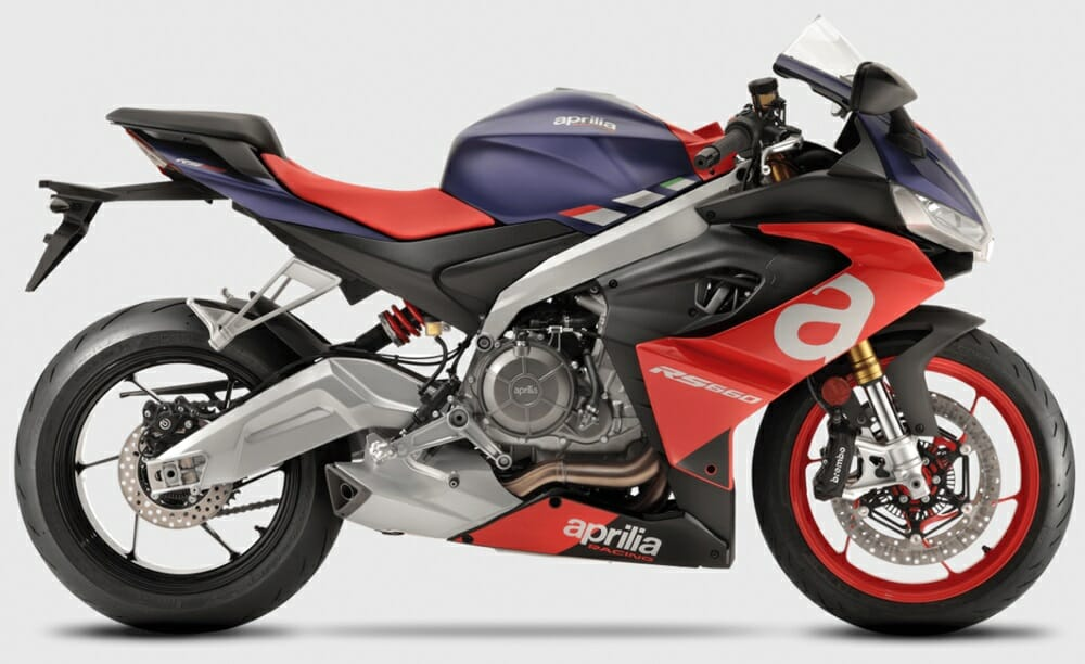 2021 Aprilia RS 660 Specifications