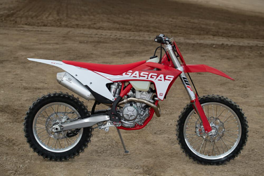 2021 GasGas EX 350F
