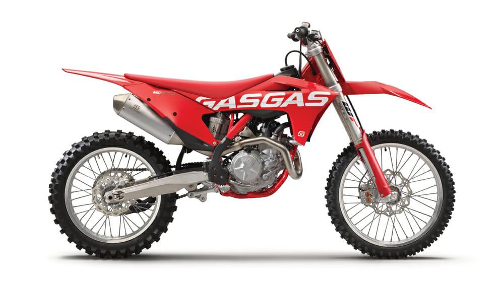 2021 GasGas MC 450F Specifications
