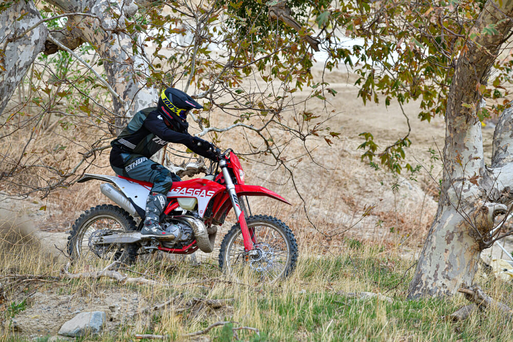 2021 GasGas Off-Road motorcycle