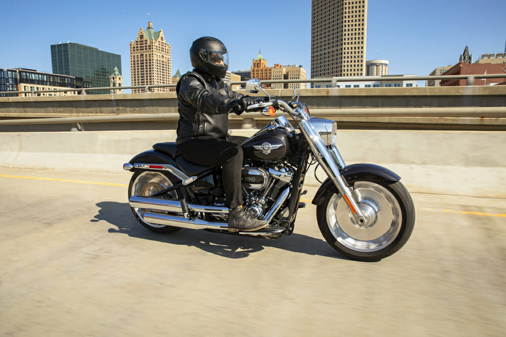 2021 Harley-Davidson Fat Boy