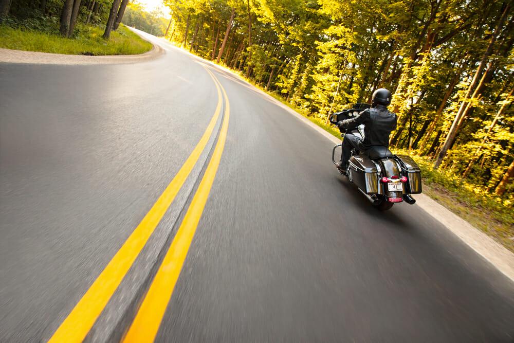 2021 Harley-Davidson Touring model