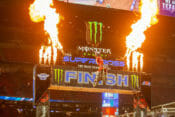 2021 Houston Supercross Rnd 1 Results