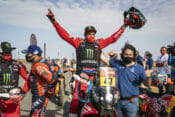 2021 Dakar Rally Motorcycle Results Stage 12 Benavides wins the 2021 Dakar Rally