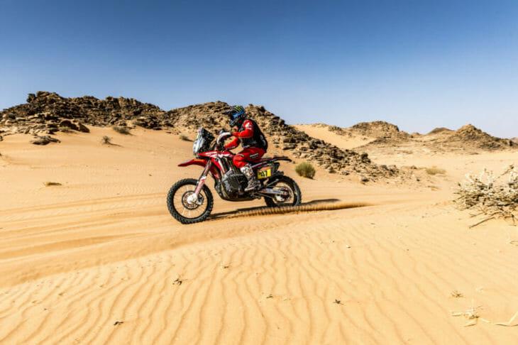 2021 Dakar Rally Motorcycle Results Stage Nine Benavides