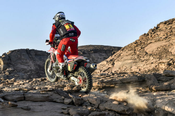 2021 Dakar Motorcycle Rally Results Brabec 13th overall