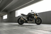 2021 Triumph Speed Triple First Look dead side