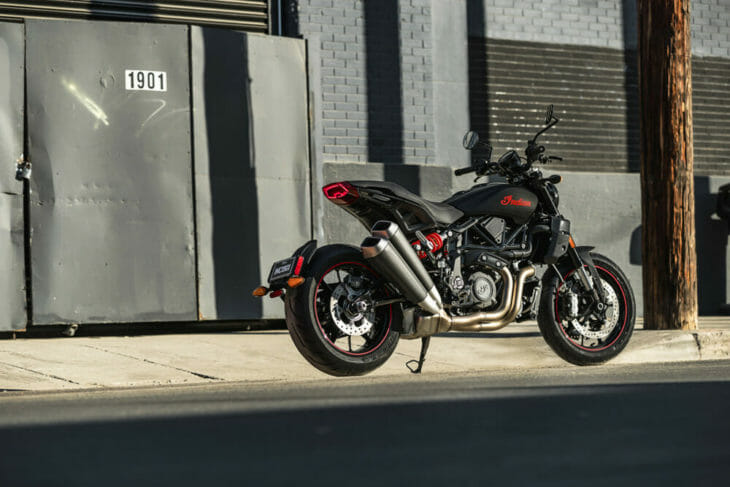 2022 Indian Motorcycle FTR1200 FTR