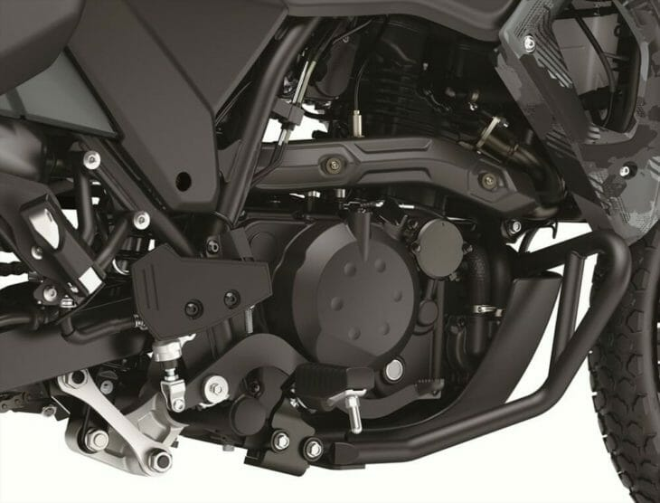 2022 Kawasaki KLR650 First Look