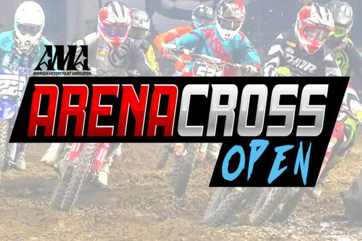 AMA Arenacross Open