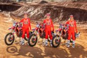 GasGas North America Factory Racing 2021 Supercross Team