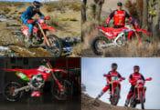 Honda Announces 2021 Off-Road Racing Teams