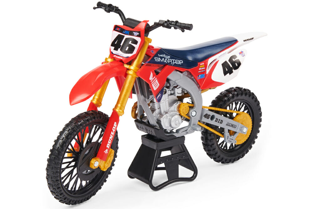 Spin Master Justin Hill supercross toy