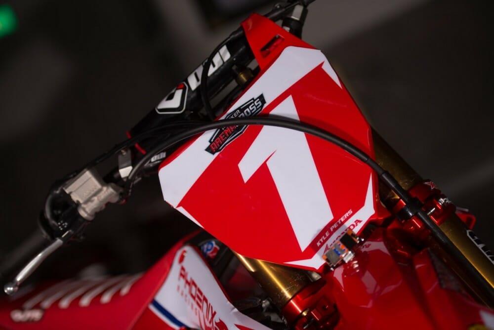 Phoenix Racing Honda Begins AMA Arenacross Title Defense