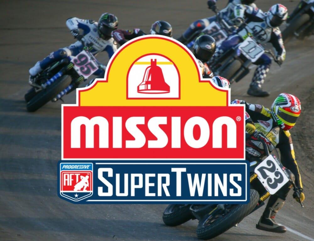 Mission Foods Named Official Entitlement Partner of AFT SuperTwins