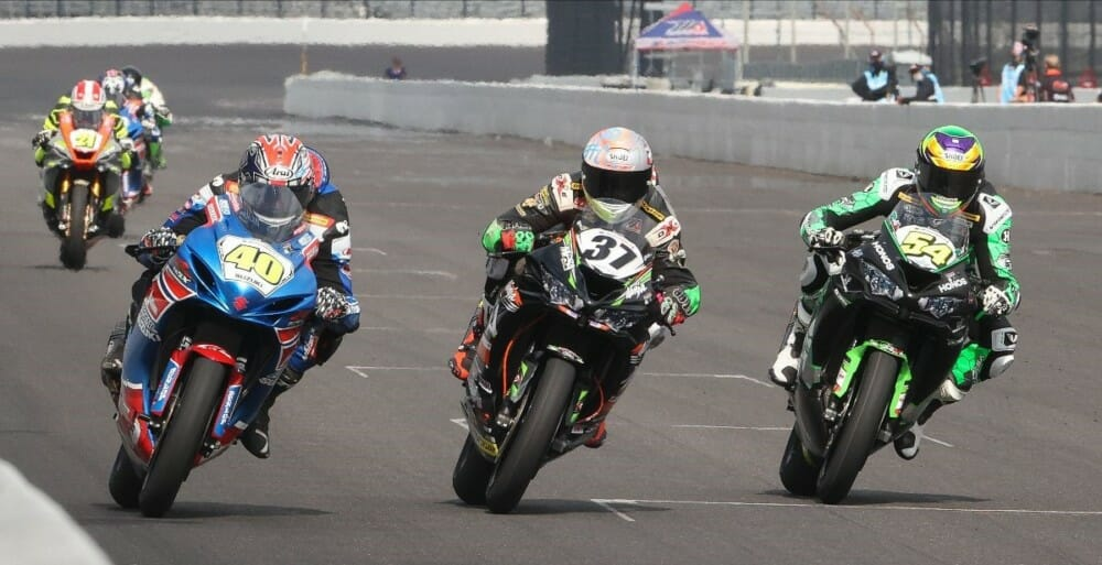 MotoAmerica Supersport Series