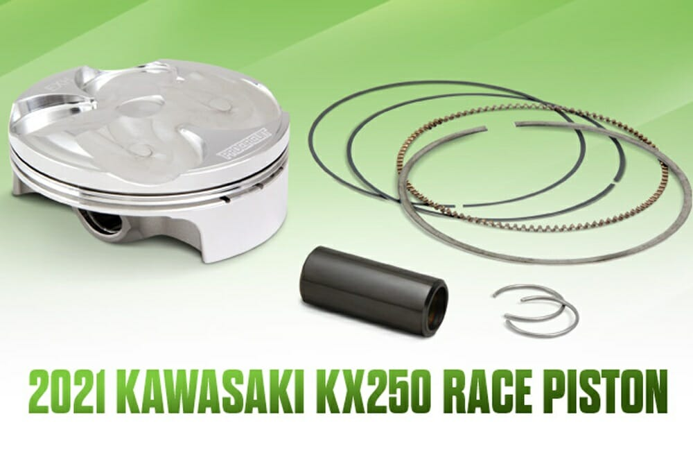 Pro Circuit 2021 Kawasaki KX250 Race Piston
