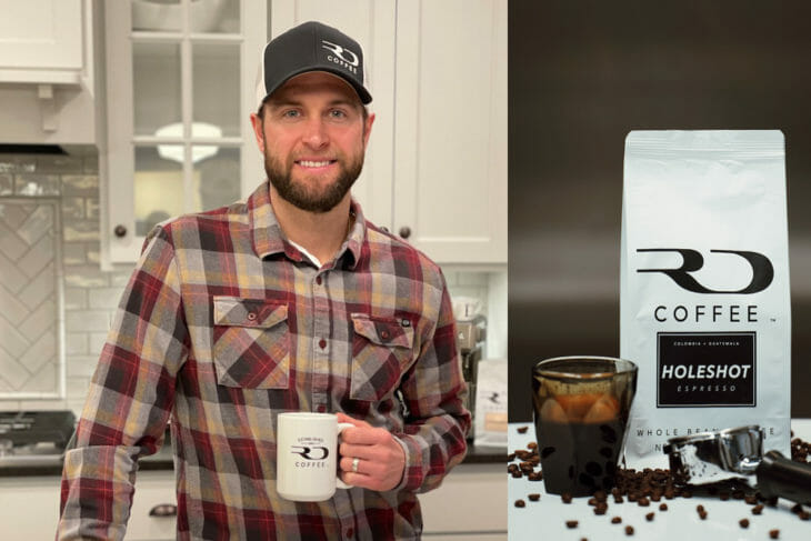Ryan Dungey and RD Coffee