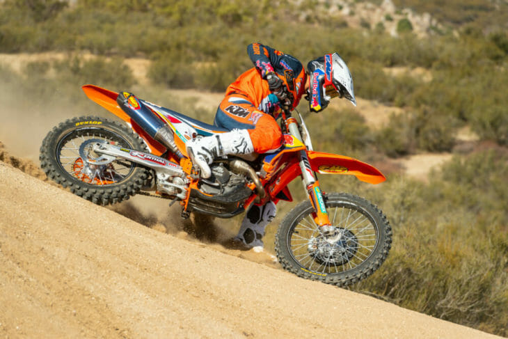 Taylor Robert and FMF Vision brand