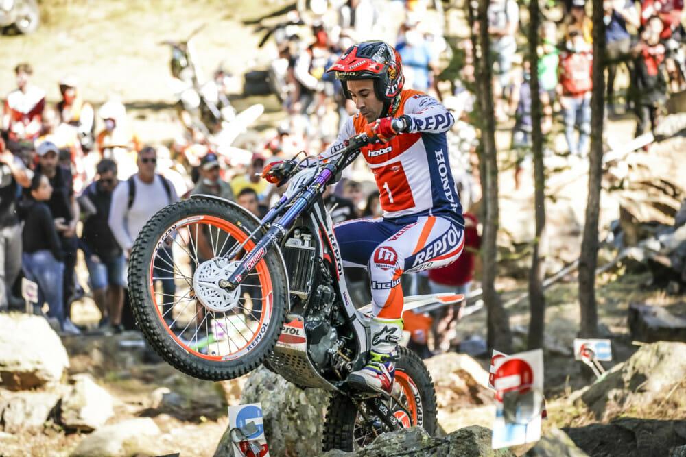 Toni Bou, Repsol Honda Trial Rider