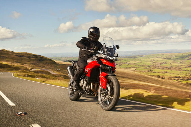 Triumph Offers Free MSF Basic eCourse